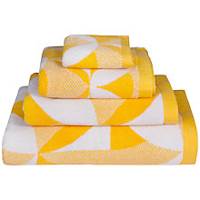 Buy Lindsey Lang Radiate Towels Online at johnlewis.com