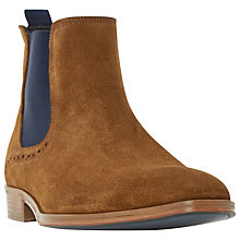 Buy Dune Black Macsen Colour Pop Chelsea Boots, Tan Online at johnlewis.com