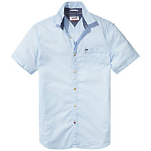 Buy Hilfiger Denim Garment Dyed Shirt Online at johnlewis.com