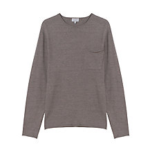 Buy Jigsaw Speckled Sweater, Grey Online at johnlewis.com