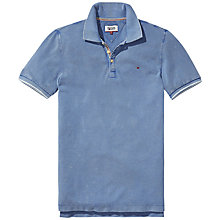 Buy Hilfiger Denim Pique Polo Shirt Online at johnlewis.com
