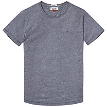 Buy Hilfiger Denim Crew Neck T-shirt Online at johnlewis.com