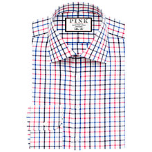 Buy Thomas Pink Meyers Slim Fit XL Sleeve Shirt Online at johnlewis.com