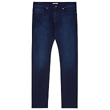 Buy Reiss Ruxley Stretch Slim Jeans, Blue Online at johnlewis.com