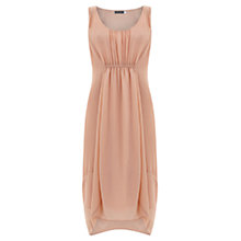 Buy Mint Velvet Silk Cocoon Dress, Multi Online at johnlewis.com