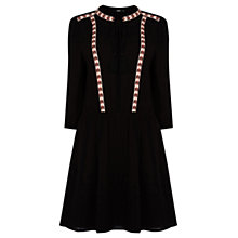 Buy Oasis Cheesecloth Smock Dress, Multi Online at johnlewis.com