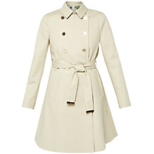 Buy Ted Baker Madey A-Line Mac Jacket Online at johnlewis.com