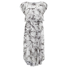 Buy Mint Velvet Nicolette Print Midi Dress, Multi Online at johnlewis.com