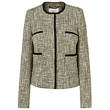 Buy L.K. Bennett Anais Tweed Tailored Jacket, Multi Online at johnlewis.com