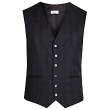 Buy Reiss Horatius Modern Fit Waistcoat, Navy Online at johnlewis.com