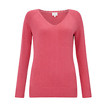 Buy East Frill Neck Jumper Online at johnlewis.com
