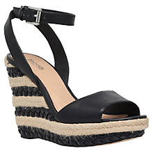Buy MICHAEL Michael Kors Kyla Wedge Heeled Sandals Online at johnlewis.com