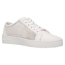 Buy MICHAEL Michael Kors Harlen Trainers Online at johnlewis.com
