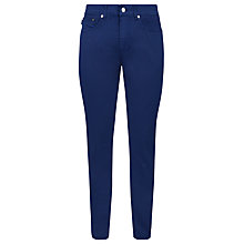 Buy Aquascutum Colt Chino Trousers, Navy Online at johnlewis.com