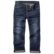 Buy Fat Face Denim Capri Jeans Online at johnlewis.com