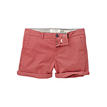 Buy Fat Face Chino Shorts, Sweetheart Online at johnlewis.com
