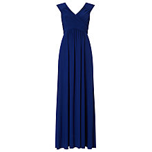 Buy Phase Eight Sophie Maxi Dress, Cobalt Online at johnlewis.com