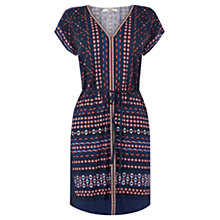 Buy Oasis Dakota Tunic Dress, Multi Online at johnlewis.com