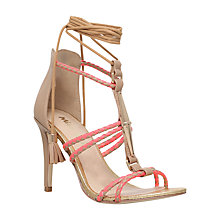 Buy Miss KG Geranium High Heeled Stiletto Sandals, Multi Online at johnlewis.com