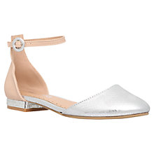 Buy Miss KG Mindy Two Part Pumps, Nude Online at johnlewis.com