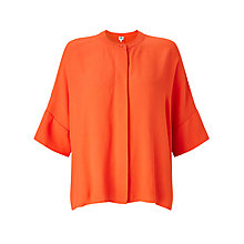 Buy Kin by John Lewis Oversized Shirt, Coral Online at johnlewis.com