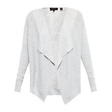 Buy Ted Baker Paeton Waterfall Ribbed Cardigan Online at johnlewis.com