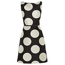 Buy Coast Millana-May Spotted Dress, Multi Online at johnlewis.com