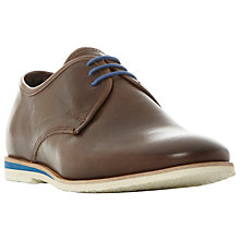 Buy Bertie Bastian Colour Pop Leather Gibson Shoes, Brown Online at johnlewis.com