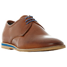 Buy Bertie Bastian Colour Pop Leather Gibson Shoes, Tan Online at johnlewis.com