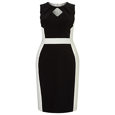 Studio 8 Alberta Dress,Black/Ivory