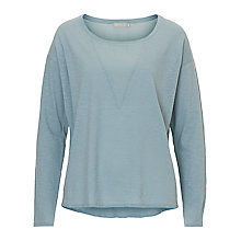 Buy Betty & Co. Long Sleeve Cotton Top Online at johnlewis.com