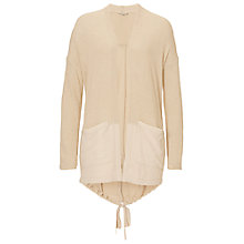 Buy Betty & Co. Long Knit Cardigan, Sandshell Online at johnlewis.com