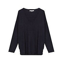 Buy Gerard Darel Connie Cashmere Pullover Jumper, Marine Online at johnlewis.com