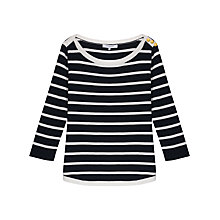 Buy Gerard Darel Casim Jumper, Midnight Blue Online at johnlewis.com
