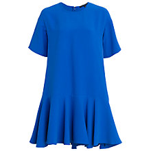 Buy French Connection Arrow Crepe Oversized Dress Online at johnlewis.com