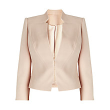Buy Phase Eight Limited Edition Jacket Five, Nude Online at johnlewis.com