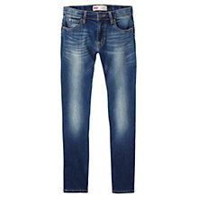 Buy Levi's Boys' 511 Slim Fit Jeans, Blue Online at johnlewis.com