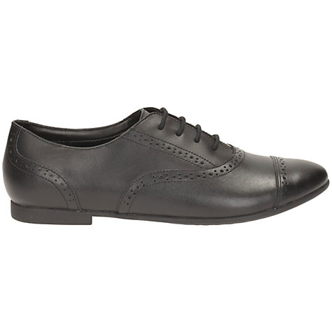 buy clarks children s selsey cool leather brogue school