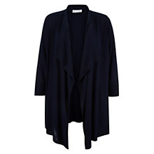 Buy Hobbs Lucia Cardigan, Navy Online at johnlewis.com