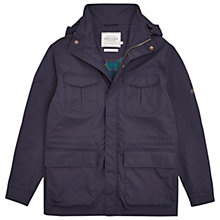 Buy Joules Waterfield Waterproof Jacket, Marine Navy Online at johnlewis.com