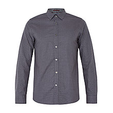 Buy Ted Baker Gohome Geo Print Shirt Online at johnlewis.com