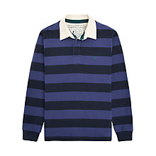 Buy Joules Onside Stripe Rugby Shirt Online at johnlewis.com