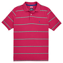 Buy Joules Filbert Striped Polo Shirt Online at johnlewis.com