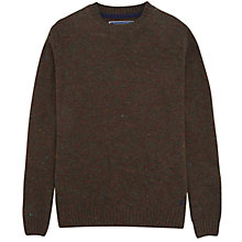 Buy Joules Inglenook Flecked Wool Jumper Online at johnlewis.com