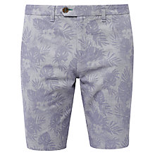Buy Ted Baker Flowsho Shorts, Navy Online at johnlewis.com