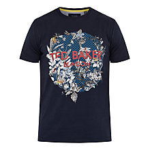 Buy Ted Baker Logofly T-shirt Online at johnlewis.com