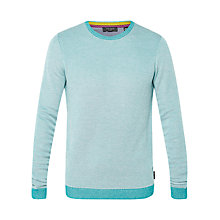 Buy Ted Baker Boltin Textured Crew Neck Jumper Online at johnlewis.com