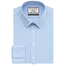 Buy Thomas Pink Hicks Check Super Slim Shirt Online at johnlewis.com