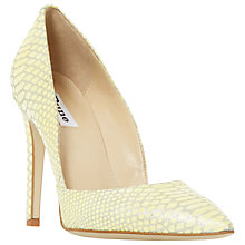 Buy Dune Alia High Stiletto Heel Court Shoes Online at johnlewis.com