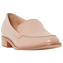 Buy Dune Garra Block Heeled Loafers Online at johnlewis.com